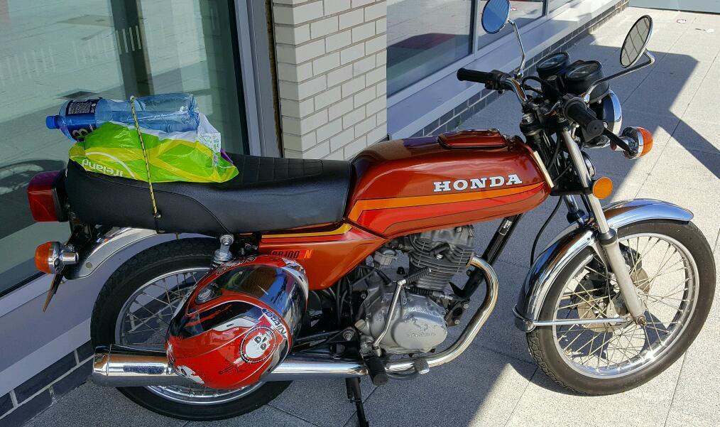 Honda CB CB100N CB100 N