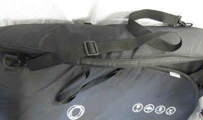 Bugaboo Baby Stroller Transport Bag Luggage Airport Carry Shoulder Strap Hold -