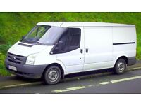 The best man to help you out with a van!