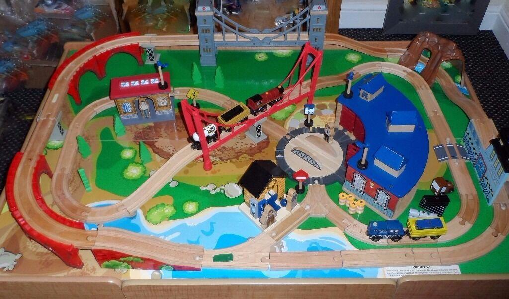 Marvellous Train Set Table Toys R Us Gallery - Best Image Engine ...