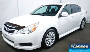 2011 Subaru Legacy 3.6 R Limited Package  TOIT OUVRANT  CUIR
