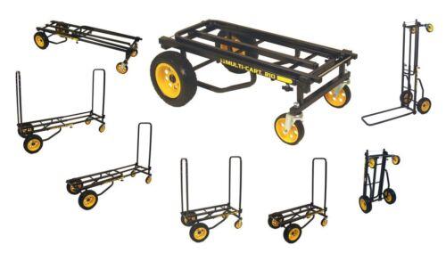 Rock-N-Roller R10RT  8-in-1 Folding Multi-Cart/Hand Truck/Do