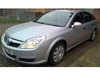 2007 Vauxhall Vectra Life 1.8