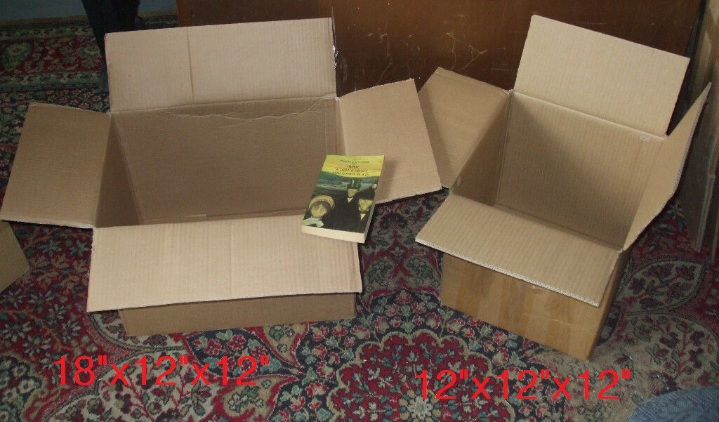 dbaebcb92d6 31x Very Strong Double Walled Boxes for House Moving. Enough for 2 or 3 Bed  House   Flat Park Rd NG7
