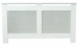 Habitat Odell Large Radiator Cover - White A