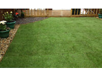 Turf laying service starting from only £18 per m² in Twickenham, London