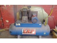 ERP Air compressor 3 phase 250 liters