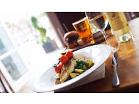 Commis Chef at the Coach and Horses, Kew