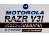 Motorola Razr V3i Flip Phone