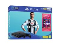 BRAND NEW & SEALED PS4 CONSOLE FIFA BUNDLE COLLECTION DEVIZES OR MELKSHAM for sale