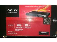 SONY DVD PLAYER DVP-SR760H