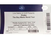 "Drake ""The Boy Meets The World Tour"""