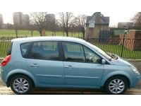 RENAULT SCENIC 16V VVT EXTREME (56 PLATE)++ 5 SEATER MPV IN EXCELLENT CONDITION