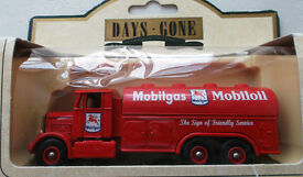 Days Gone Mobilgas Tanker.