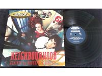 Space – Neighbourhood, VG, 12 inch single, released on Gut Records in 1996, Cat No 12 GUT R1.