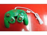 Wii Zelda Link Wired Fighting Pad for Wii and Wii U £20