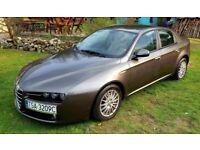 ALFA ROMEO 159 1.9 Diesel Polskie Tablice