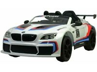 Brand New BMW GT3 Replica 12V Powered Ride On Car with Remote Control