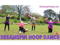Hula Hoop Improvers Level Tuesday 22nd September