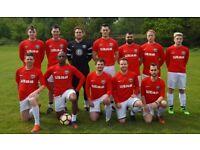 Join footballclub in London, play football in South London near me, football club 191h3