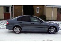 BMW, 3 SERIES, Saloon, 2003, Manual, 1796 (cc), 4 doors