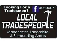 Looking for Tradespeople