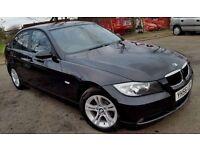 2006 [56] BMW 320D BLACK - 2 KEYS - (PART EX WELCOME)
