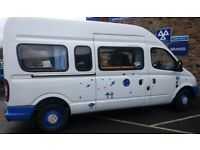 Campervan / Motorhome for sale 2007 NOW REDUCED