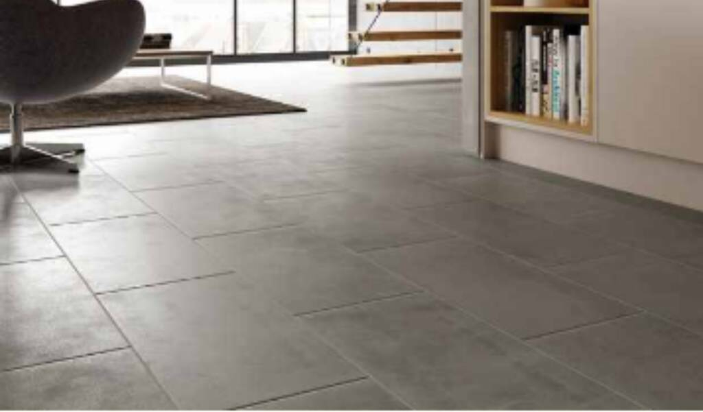 wickes manhattan grey 300 x 600mm porcelain floor wall tile 2