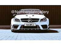Yasers Number Plate