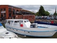 Houseboat Bristol City Centre