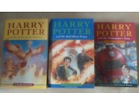 Harry Potter children's book bundle