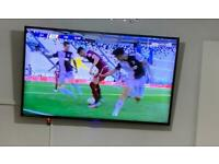 "50"" tv TECHNIKA SMART TV WORKING FINE £279"