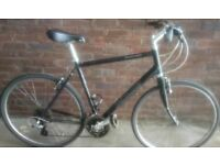 Men's Specialized Hybrid/Road Bike Lightweight Aluminium Frame