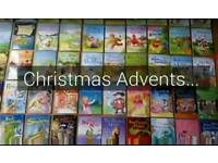 Christmas usborne book Advents