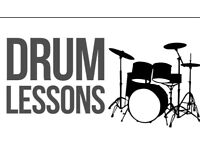 Beginner drum lessons at affordable prices! Learn to drum with a structured 10 week program!