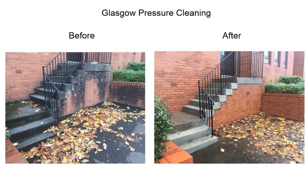 Pressure Washing Services - Driveway, Patio, Paving