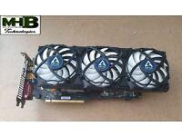 XFX AMD Radeon HD 7950 800MHz 3GB GDDR5 with Arctic Accelero Cooler