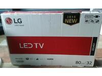 """**LG 32"""" BRAND NEW 2016 LED TV**"""