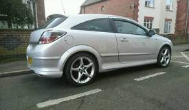 2008 Vauxhall astra Sri 1.8 VERY LOW MILEAGE x pack Cambelt changed