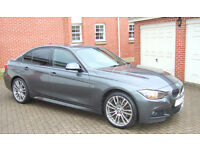 BMW 320 Diesel X-Drive Automatic 4dr Saloon, 1 Owner, Exceptional Specification