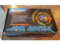 Origo ADSL Modem Router Plus 4 ASR-8400
