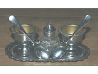 Celtic Quality Plate Egg Cup Set