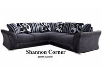 CALL NOW. DELIVERY THURSDAY. CALL US NOW. CORNER SOFA OR 3PLUS2 SOFAS FROM £230 GO THRU THE PICS