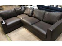 VIMLE, Corner sofa, 3-seat section, Farsta dark brown, IKEA Exeter As-Is, Was £1400 #BargainCorner