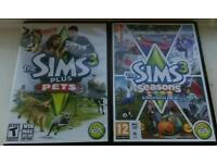 Sims 3 games for PC