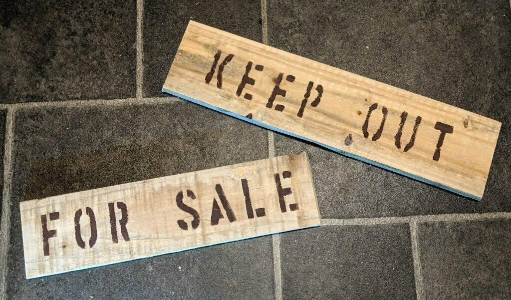 Groovy Personalised Hand Made Rustic Wooden Signs Large In Cheadle Staffordshire Gumtree Download Free Architecture Designs Philgrimeyleaguecom