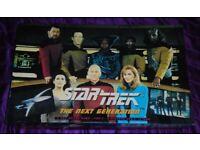 1992 'Star Trek TNG' Board Game (unused)