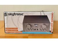 Skytronic Karaoke Amplifier, DVD, CD, Cassette, Mic - New Unused, Unopened Packaging