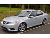 2010 Saab 9-3 93 1.9 TiD Vector Sport 4dr. FSH. Colour Nav. Aux In. Climate. Itemised FSH. Lovely